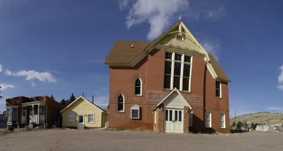 Congregation Church- Cripple Creek