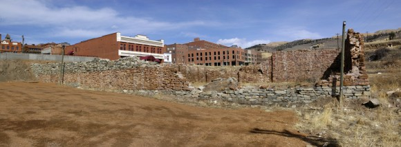 Ruins on Myers Ave- Cripple Creek