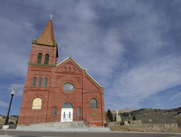 St Peter's Church- Cripple Creek