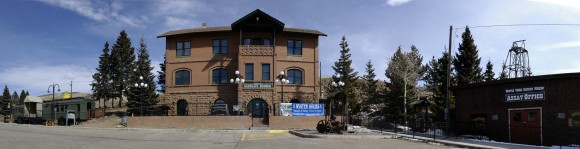 District Museum- Cripple Creek